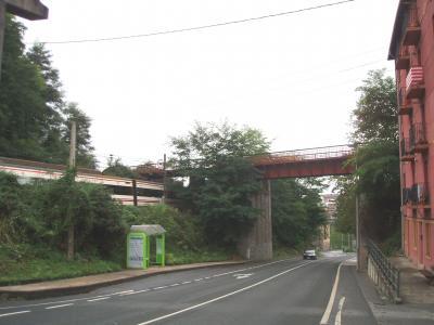 Puente de Ferrocarril Minero Gandarias