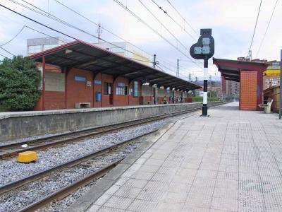 Ferrocarril Bilbao-San Sebastián
