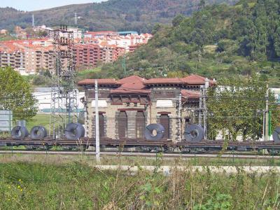Subestación eléctrica Azbarren