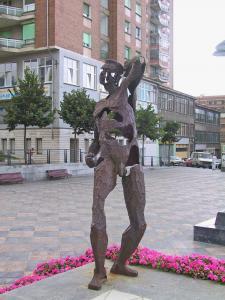 Escultura Arizgoiti