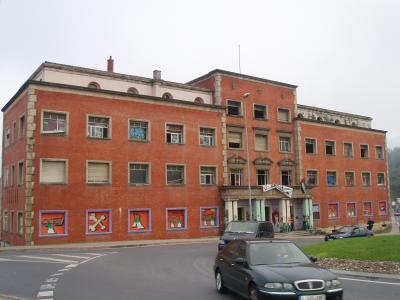 Oficinas centrales de la basconia