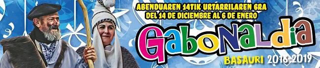 Gabonaldia 2018