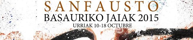 Basauriko San Fausto Jaiak 2015