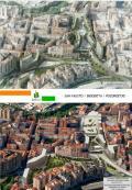 Infografía general comparativa masterplan 2011 y nueva propuesta