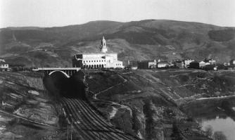 Iglesia San Pedro Apostol 1945