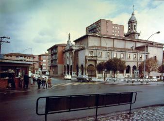 Iglesia San Pedro Apostol 1978