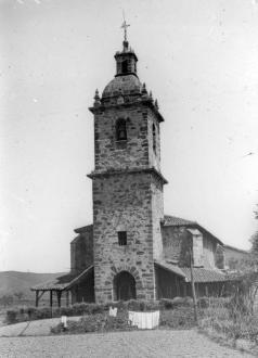 Iglesia San Miguel 1915
