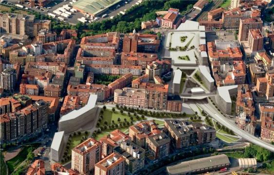 Nueva propuesta urbana